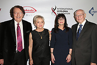 LOS ANGELES, CA - NOVEMBER 3: Dr. Brian Durie, Laurie Kuzneski, Susi Novis Durie, Robert A. Kyle, at The International Myeloma Foundation's 12th Annual Comedy Celebration at The Wilshire Ebell Theatre in Los Angeles, California on November 3, 2018.   <br /> CAP/MPI/FS<br /> &copy;FS/MPI/Capital Pictures