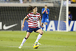 09 February 2012: Yael Averbuch (USA). The United States Women's National Team defeated the Scotland Women's National Team 4-1 at EverBank Field in Jacksonville, Florida in a women's international friendly soccer match.