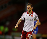 Dean Hammond of Sheffield Utd - FA Cup Second round - Sheffield Utd vs Oldham Athletic - Bramall Lane Stadium - Sheffield - England - 5th December 2015 - Picture Simon Bellis/Sportimage