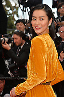 Liu Wen at the gala screening for &quot;Solo: A Star Wars Story&quot; at the 71st Festival de Cannes, Cannes, France 15 May 2018<br /> Picture: Paul Smith/Featureflash/SilverHub 0208 004 5359 sales@silverhubmedia.com