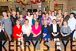 Ladies from Ballybeggan, Tralee golf society, enjoying their annual Christmas party in Stokers Lodge, Tralee last Saturday night