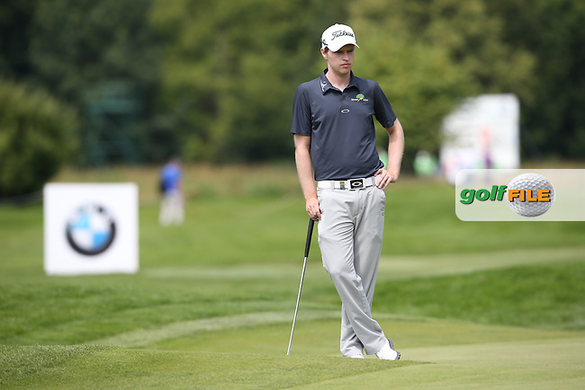 Kevin Phelan (IRL) dropped back off the leaders with just a 71 during Round Two of the 2015 BMW International Open at Golfclub Munchen Eichenried, Eichenried, Munich, Germany. 26/06/2015. Picture David Lloyd | www.golffile.ie