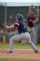 Bucknell Bison Brett Smith (2) during a game against the Illinois State Redbirds on March 8, 2015 at South County Field in Punta Gorda, Florida.  Bucknell defeated Illinois State 13-8.  (Mike Janes/Four Seam Images)
