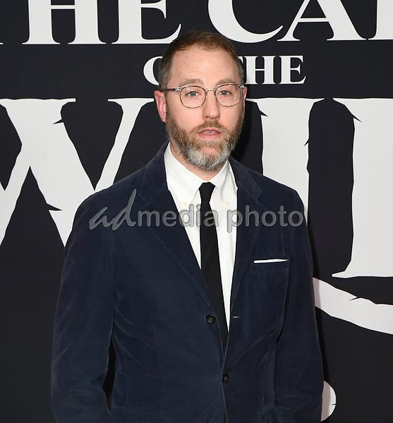 "13 February 2020 - Hollywood, California - David Heinz . ""The Call of the Wild"" Twentieth Century Studios World Premiere held at El Capitan Theater. Photo Credit: Dave Safley/AdMedia"