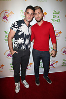 LSO ANGELES, CA - October 05: Michael Turchin, Lance Bass, At 2017 Awareness Film Festival - Opening Night Premiere Of 'The Road To Yulin And Beyond' At Regal LA Live Stadium 14 In California on October 05, 2017. <br /> CAP/MPI/FS<br /> &copy;FS/MPI/Capital Pictures