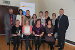 Parents from St Brigids school.Incredible Years presentations in the Holy family Ballsgrove.Picture:  www.newsfile.ie ..