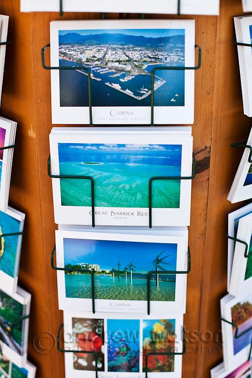 Postcards.  Cairns, Queensland, Australia