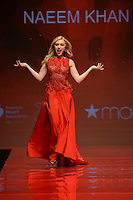 www.acepixs.com<br /> February 9, 2017  New York City<br /> <br /> Peyton List walks the runway at the American Heart Association's Go Red For Women Red Dress Collection 2017 presented by Macy's at Fashion Week at Hammerstein Ballroom on February 9, 2017 in New York City.<br /> <br /> Credit: Kristin Callahan/ACE Pictures<br /> <br /> <br /> Tel: 646 769 0430<br /> Email: info@acepixs.com