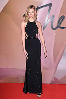 Karlie Kloss at the Fashion Awards 2016 at the Royal Albert Hall, London. December 5, 2016<br /> Picture: Steve Vas/Featureflash/SilverHub 0208 004 5359/ 07711 972644 Editors@silverhubmedia.com