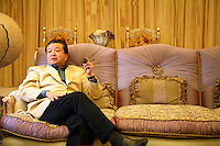 Yan Bin, billionaire owner of Red Bull, photographed at his office in Beijing, China on 20 March, 2008.