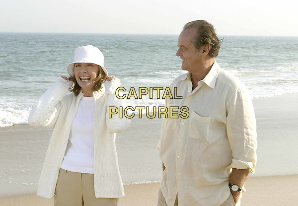 DIANE KEATON & JACK NICHOLSON .in Something's Gotta Give.Filmstill - Editorial Use Only.CAP/AWFF.supplied by Capital Pictures