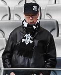 19.03.2011, Commerzbank-Arena, Frankfurt, GER, 1. FBL, Eintracht Frankfurt vs FC St. Pauli, im Bild ein Fan von St. Pauli, Foto © nph / Roth