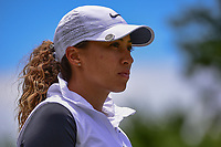 Cheyenne Woods (USA) looks over her tee shot on 13 during round 1 of  the Volunteers of America Texas Shootout Presented by JTBC, at the Las Colinas Country Club in Irving, Texas, USA. 4/27/2017.<br /> Picture: Golffile | Ken Murray<br /> <br /> <br /> All photo usage must carry mandatory copyright credit (&copy; Golffile | Ken Murray)