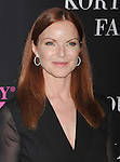 SANTA MONICA, CA- OCTOBER 18: Actress Marcia Cross  attends Elyse Walker presents the 10th anniversary Pink Party hosted by Jennifer Garner and Rachel Zoe at HANGAR 8 on October 18, 2014 in Santa Monica, California.