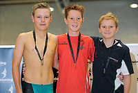 Session two of the All Stars Zone Swimming NZ National Junior Championships at  Wellington Regional Aquatic Centre in Wellington, New Zealand on Saturday, 17 February 2018. Photo: Dave Lintott / lintottphoto.co.nz