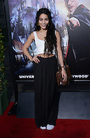 Vanessa Hudgens @ the VIP opening for The Wizarding World of Harry Potter held @ the Universal Studiio Hollywood.<br /> April 5, 2016