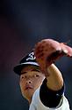 Masumi Kuwata (PL Gakuen), AUGUST 1985 - Beseball : Practice for the 67th National High School Baseball Championship Tournament at Koshien Stadium in Hyogo, Japan. (Photo by Katsuro Okazawa/AFLO)85