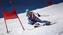 "18/03/14 <br /> <br /> British ladies moguls champion Isobel Brown at Les Houches yesterday. At only, 14, she has been selected to  to race for the British national team. She will be be one of the youngest ever females to be selected and is tipped to be an Olympic star of the future.<br /> <br /> After ten days without snowfall in France,  unseasonably high temperatures have triggered an early snow-melt. This is threatening a premature end to this year's ski season in the Alps. Picturered, competitors in the British Equity Inter School Ski Challenge Giant Slalom race struggle to find grip in the slushy conditions on the slopes at Les Houches, yesterday. <br /> <br /> One English instructor at the popular resort said: ""Last year we had so much snow and this winter we've hardly had  any. The north facing slopes are still ok but I'm worried that we might not have enough snow around to last to the end of the season in May.""<br /> <br /> F Stop Press.  www.fstoppress.com. Tel: +44 (0)1335 300098"