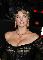 """NEW YORK CITY, NY, USA - MAY 05: Kate Upton at the """"Charles James: Beyond Fashion"""" Costume Institute Gala held at the Metropolitan Museum of Art on May 5, 2014 in New York City, New York, United States. (Photo by Xavier Collin/Celebrity Monitor)"""