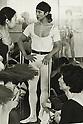 Undated - Tetsutaro Shimizu was a Japanese ballet dancer, Choreographer. (Photo by Koichi Saito/AFLO)
