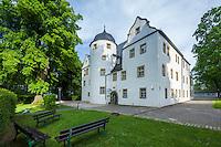 Germany; Free State of Thuringia, Eyba: Castle hotel Eyba | Deutschland, Thueringen, Eyba: Schlosshotel Eyba