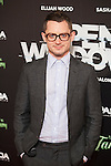 Actor Elijah Wood attends `Open Windows´new film premiere at Palafox Cinemas in Madrid, Spain. June 30, 2014. (ALTERPHOTOS/Victor Blanco)