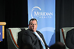 Governor Chris Christie speaks at an Opiate Addiction Panel at Jersey Shore Medical Center in Neptune, NJ on Thursday May 19, 2016.