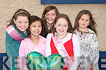 ROSES: The Kilflynn young roses enjoying the Kilflynn St Patrick's Day Parade on Wednesday L-r: Cara Quinlan, Aisling Mahony, Lilou Leprince, Katie McCoy and Lola Rose Leprince.................................. ....