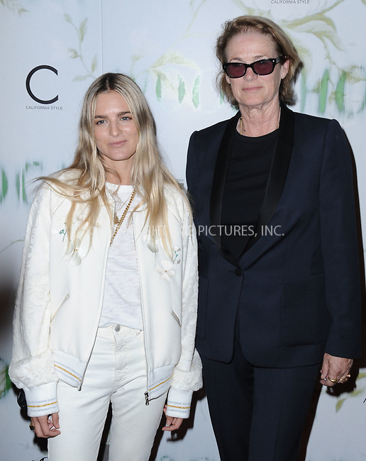 www.acepixs.com<br /> <br /> September 18 2017, LA<br /> <br /> Nathalie Love (L) and Lisa Love arriving at the premiere of 'Woodshock' at the ArcLight Cinemas on September 18, 2017 in Hollywood, California<br /> <br /> By Line: Peter West/ACE Pictures<br /> <br /> <br /> ACE Pictures Inc<br /> Tel: 6467670430<br /> Email: info@acepixs.com<br /> www.acepixs.com