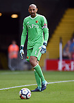 Watford goalkeeper Heurelho Gomes during the premier league match at the Vicarage Road Stadium, Watford. Picture date 26th August 2017. Picture credit should read: Robin Parker/Sportimage