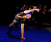 English National Ballet <br /> Emerging Dancer 2015 <br /> at Queen Elizabeth Hall, Southbank, London, Great Britain <br /> 23rd March 2015 <br /> <br /> <br /> <br /> Jinhao Zhang in Dying Swan <br /> <br /> <br /> <br /> <br /> <br /> Photograph by Elliott Franks <br /> Image licensed to Elliott Franks Photography Services