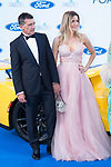 Antonio Banderas and Nicole Kimpel in Starlite Gala 2019. August 11, 2019. (ALTERPHOTOS/Francis González)