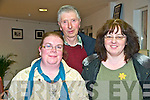 History Ireland Hedge School: Attending the History Ireland Hedge School presentation at the Seanachi Centre, Listowel on Friday nigh last were Marie Leahy, Ger Kennelly & Margaret Sheehan.
