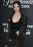 HOLLYWOOD, CA - JANUARY 18:  Hailee Steinfeld at Lip Sync Battle Live: A Michael Jackson Celebration at the Dolby Theatre on January 18, 2018 in Hollywood, California. (Photo by Scott Kirkland/PictureGroup)