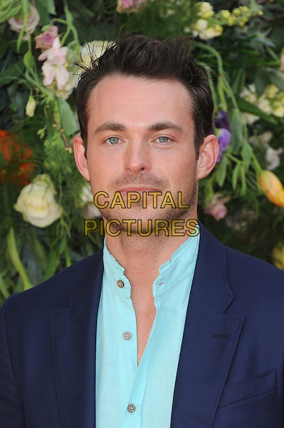 LONDON, ENGLAND - APRIL 13: Jules Knight attends the UK Premiere of A Little Chaos at Kensington Odeon on April 13, 2015 in London, England.<br /> CAP/BEL<br /> &copy;BEL/Capital Pictures