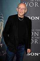 BEVERLY HILLS - DEC 18: Christopher Lloyd at the premiere of Sony Pictures Entertainment's 'All The Money In The World' at the Samuel Goldwyn Theater on December 18, 2017 in Beverly Hills, CA