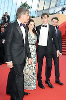 "Kristen Stewart and Sam Riley attending the ""On the Road"" Premiere during the 65th annual International Cannes Film Festival in Cannes, 23.05.2012...Credit: Timm/face to face"