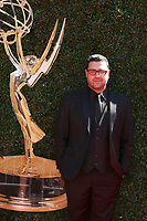 LOS ANGELES - APR 30:  Gregori J Martin at the 44th Daytime Emmy Awards - Arrivals at the Pasadena Civic Auditorium on April 30, 2017 in Pasadena, CA