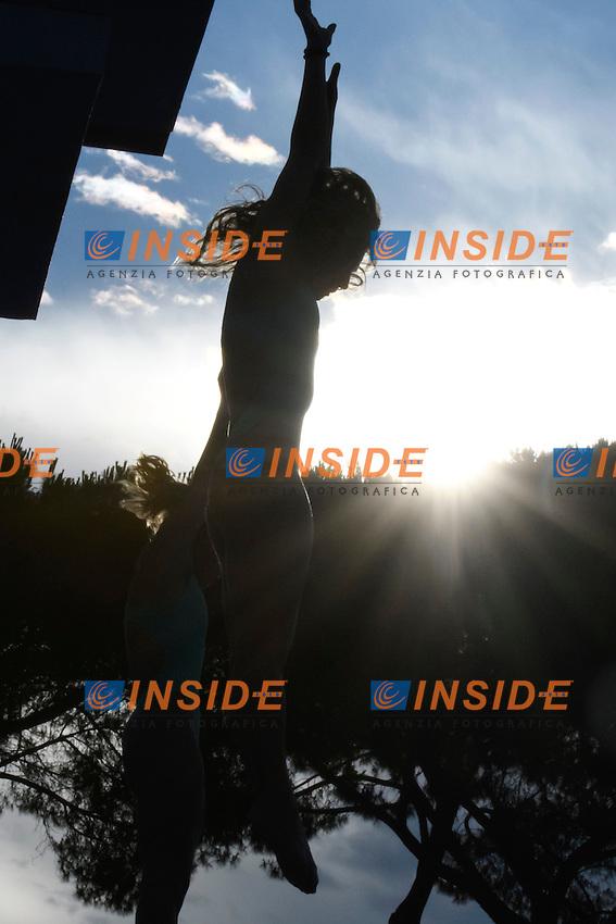 Atomesfera <br /> Roma 20-06-2016 Stadio del Nuoto Foro Italico Tuffi Campionati Italiani <br /> Foto Andrea Staccioli Insidefoto