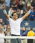Rafael Nadal (ESP) Beats Richard Gasquet (FRA) 6-4, 7-6, 6-2 To Move Into Final
