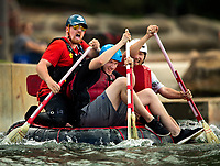 Build Your Own Boat Competition U.S. National Whitewater Center