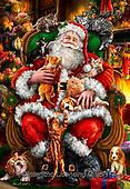 Marcello, CHRISTMAS SANTA, SNOWMAN, WEIHNACHTSMÄNNER, SCHNEEMÄNNER, PAPÁ NOEL, MUÑECOS DE NIEVE, paintings+++++,ITMCXM2188,#x#