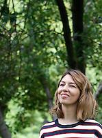"La regista statunitense Sofia Coppola posa durante il photocall del suo nuovo film ""Bling Ring"" a Roma, 17 Settembre 2013.<br /> U.S. director Sofia Coppola poses during the photocall of her new movie ""Bling Ring"" in Rome, 17 September 2013.<br /> UPDATE IMAGES PRESS/Isabella Bonotto"