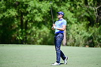 Henrik Stenson (SWE) watches his approach shot on 2 during round 1 of the Shell Houston Open, Golf Club of Houston, Houston, Texas, USA. 3/30/2017.<br /> Picture: Golffile | Ken Murray<br /> <br /> <br /> All photo usage must carry mandatory copyright credit (&copy; Golffile | Ken Murray)
