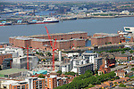Liverpool from Anglican Cathedral Tower