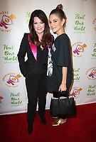 05 October 2017 - Los Angeles, California - Lisa Vanderpump, Maria Menounos. &quot;The Road To Yulin And Beyond&quot; Los Angeles Premiere. <br /> CAP/ADM/FS<br /> &copy;FS/ADM/Capital Pictures