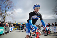 James Vanlandschoot (BEL/Wanty-Groupe Gobert) to the start<br /> <br /> 3 Days of De Panne 2015