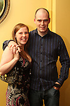 Vicki Fford and Gary O'Brien at Catriona O'Brien's 50th in the Star and Crescent...Picture Jenny Matthews/Newsfile.ie