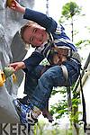 Oran McGovern from Ballymac enjoying the 25th Anniversary Crag Caves Fun Day in Castleisland on Sunday