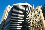 Office builings in downtown San Francisco, California